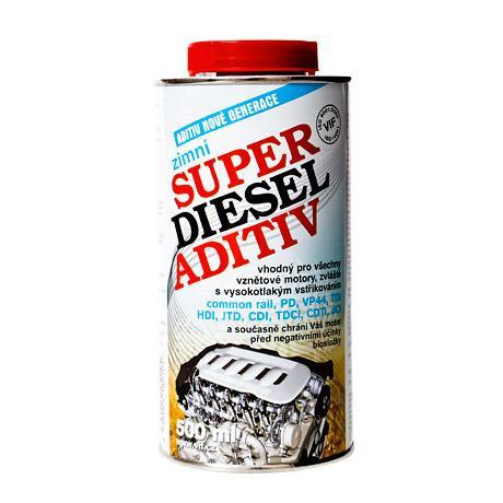 VIF Super Diesel Aditiv (zimní, 500ml)