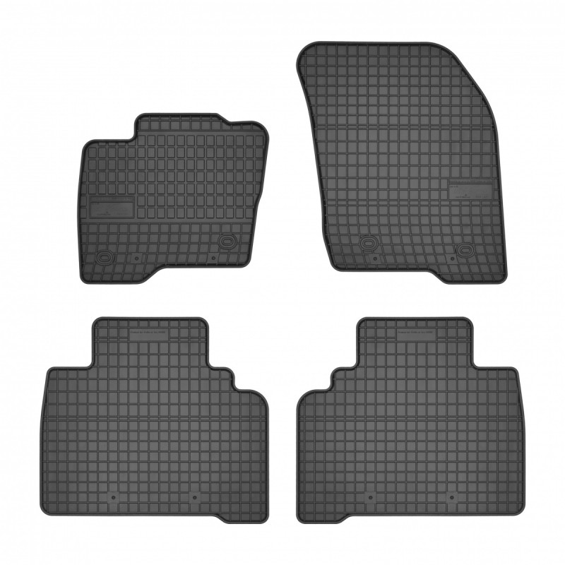 Gumové autokoberce Frogum Ford S-Max 2015-