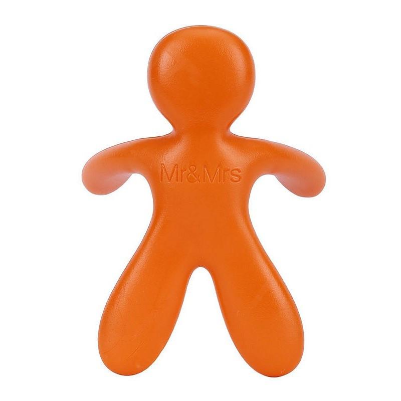 Vůně do auta Mr&Mrs Fragrance (Energy, oranžová)