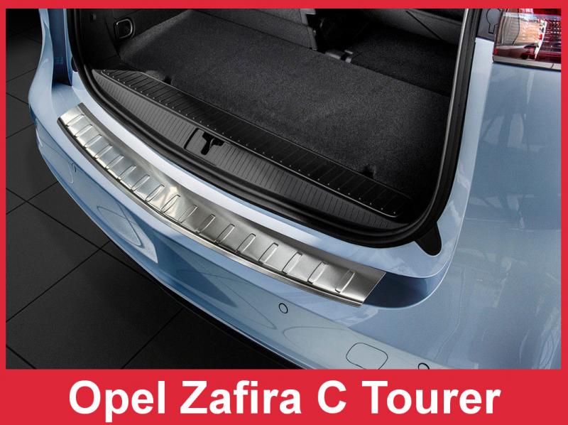 Ochranná lišta hrany kufru Opel Zafira C 2012-