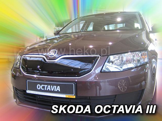 Zimní clona chladiče Škoda Octavia III. 2013-2016