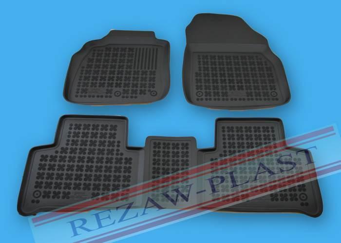 Gumové autokoberce Rezaw-Plast Renault Scenic 2009-2016