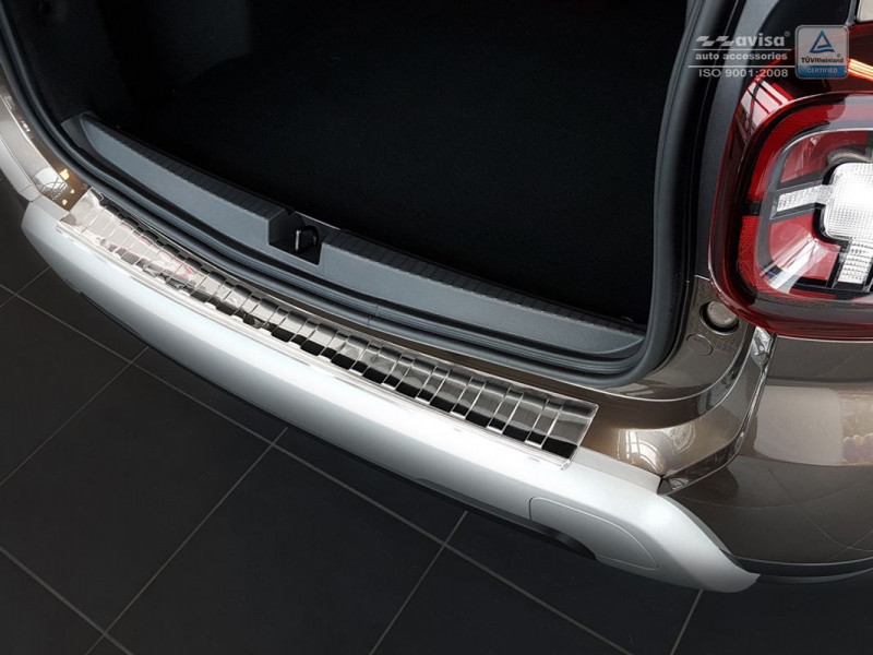Ochranná lišta hrany kufru Dacia Duster 2018-