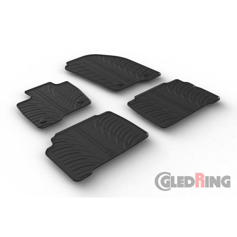 Gumové autokoberce Gledring Ford Galaxy 2015-