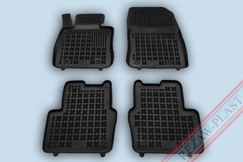 Gumové autokoberce Rezaw-Plast Mazda 2 2014-