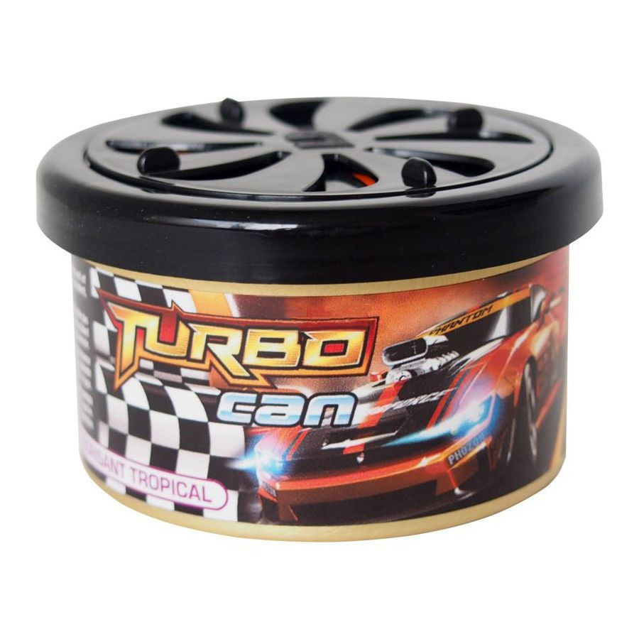 Vůně do auta Turbo Can Tropical