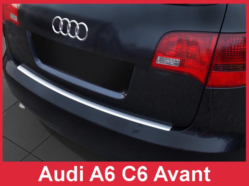 Ochranná lišta hrany kufru Audi A6 2004-2011 (combi, Allroad)
