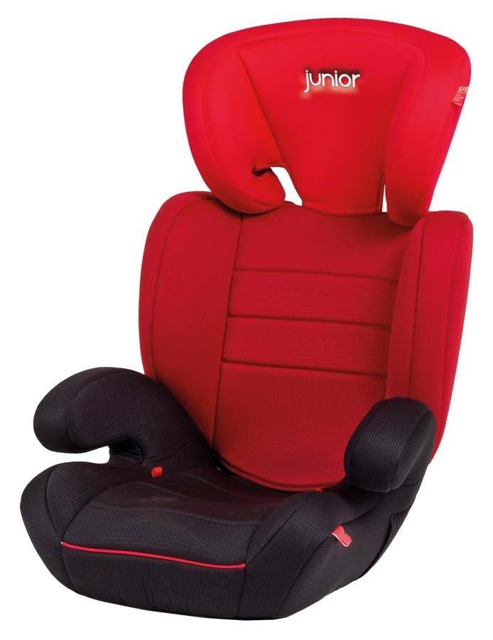 Dětská autosedačka Basic 504 (červená)