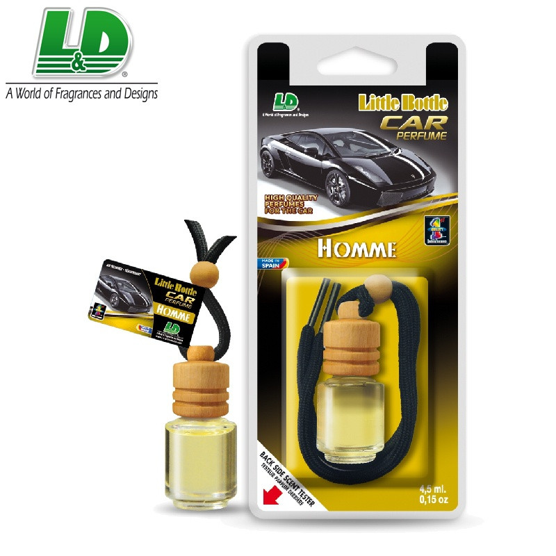 Luxusní vůně L&D perfume Homme (4,5ml)