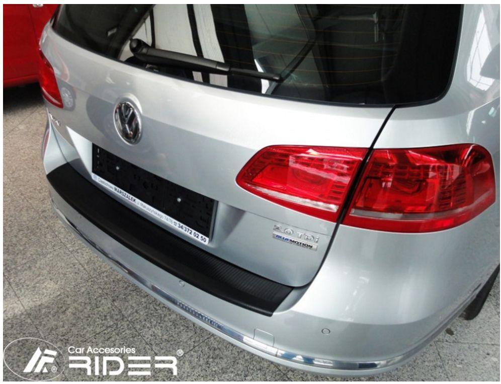 Ochranná lišta hrany kufru VW Passat B7 2010-2015 (combi)