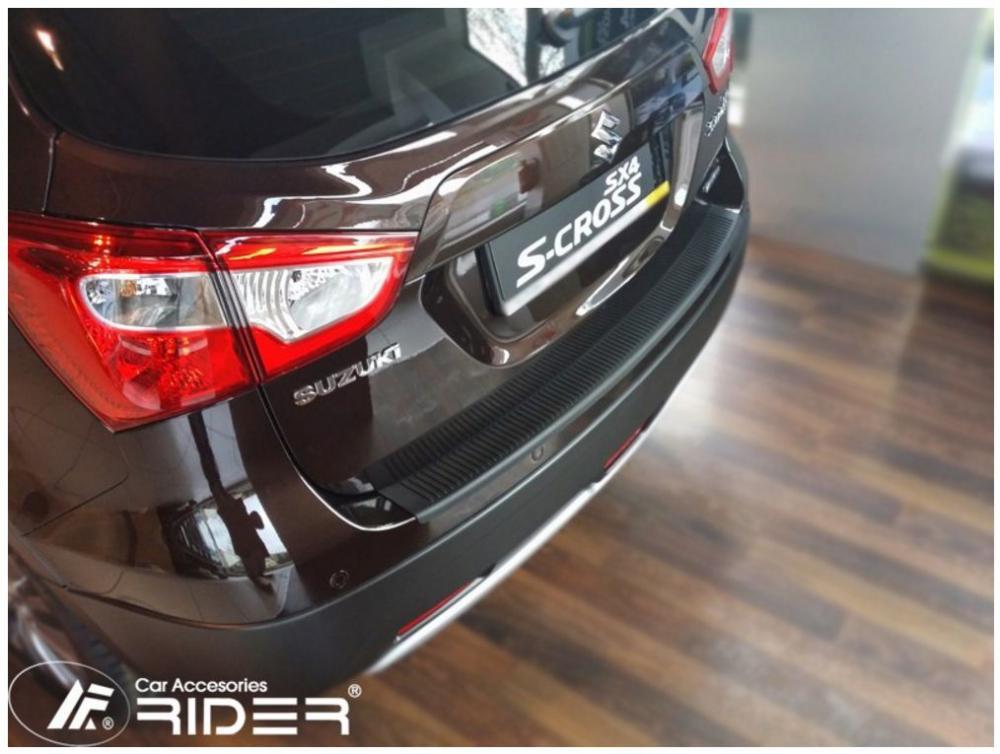 Ochranná lišta hrany kufru Suzuki SX4 S-Cross 2013-