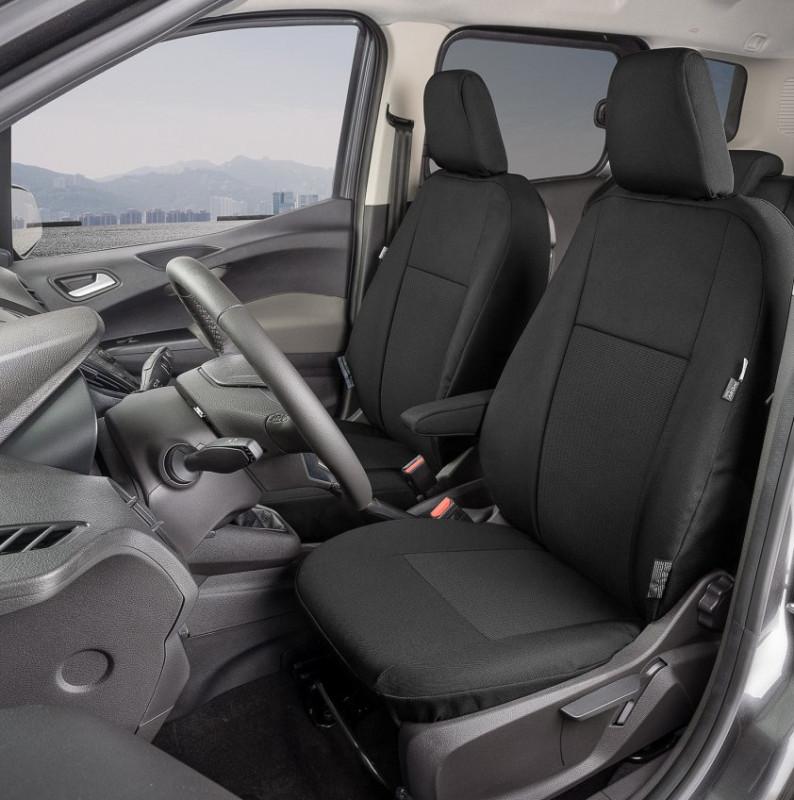 Přesné autopotahy Ford Transit/Tourneo Courier 2014-