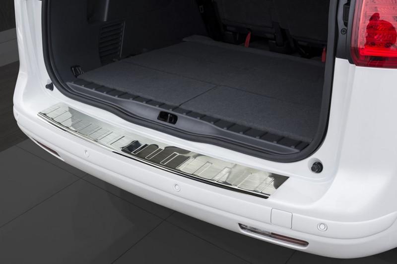 Ochranná lišta hrany kufru Peugeot 5008 2009-2017 (matná)
