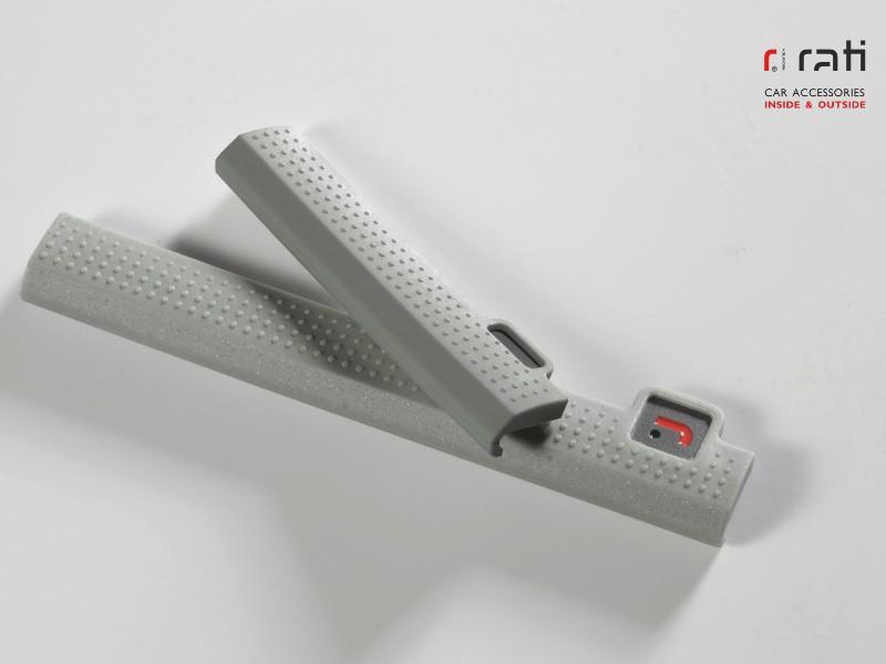 Chránič dveří R-Stick (4 dveře, šedý)
