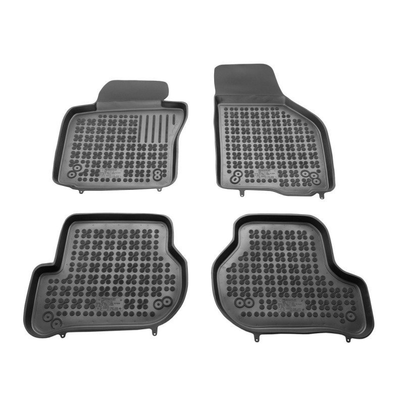 Gumové autokoberce Rezaw-Plast Seat Leon 2005-2013