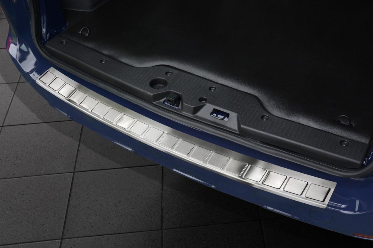 Ochranná lišta hrany kufru Dacia Dokker 2012-