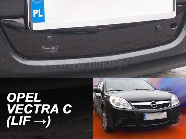 Zimní clona chladiče Opel Vectra C 2006-2009 (dolní)