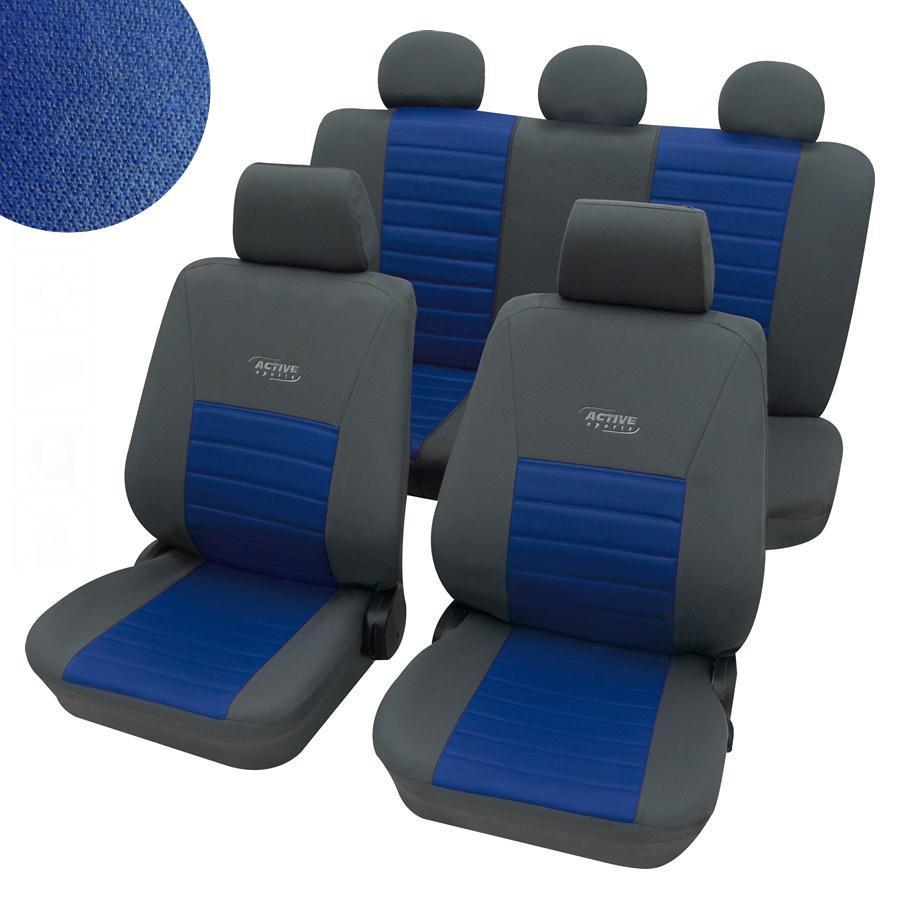Autopotahy Active Sports (modré)