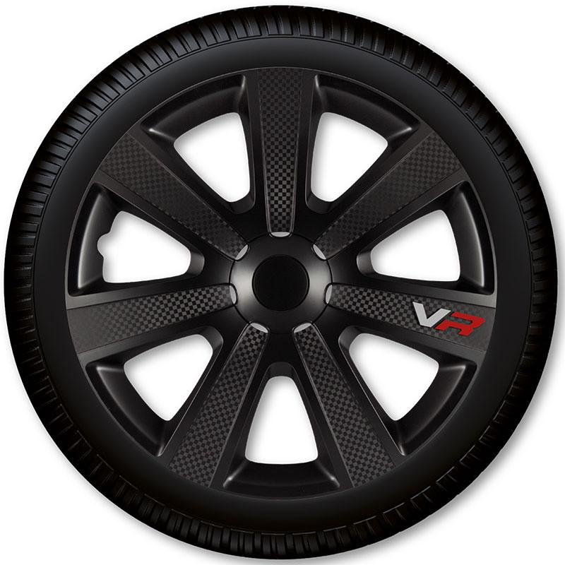 "Racing4 VR Carbon Black 15"""