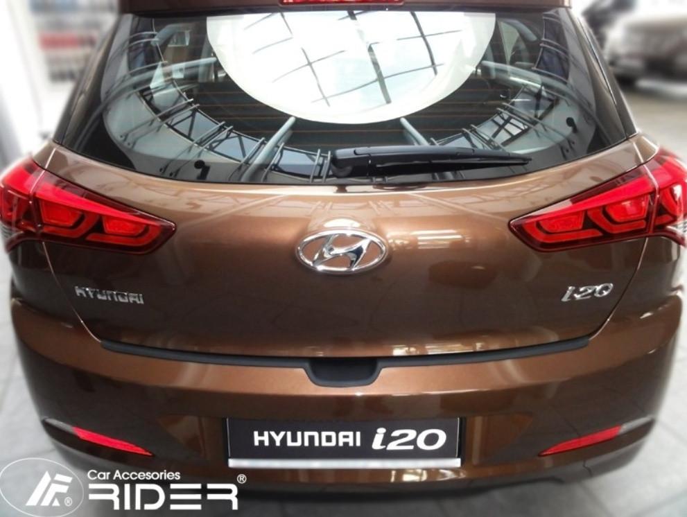 Ochranná lišta hrany kufru Hyundai i20 2014-2018