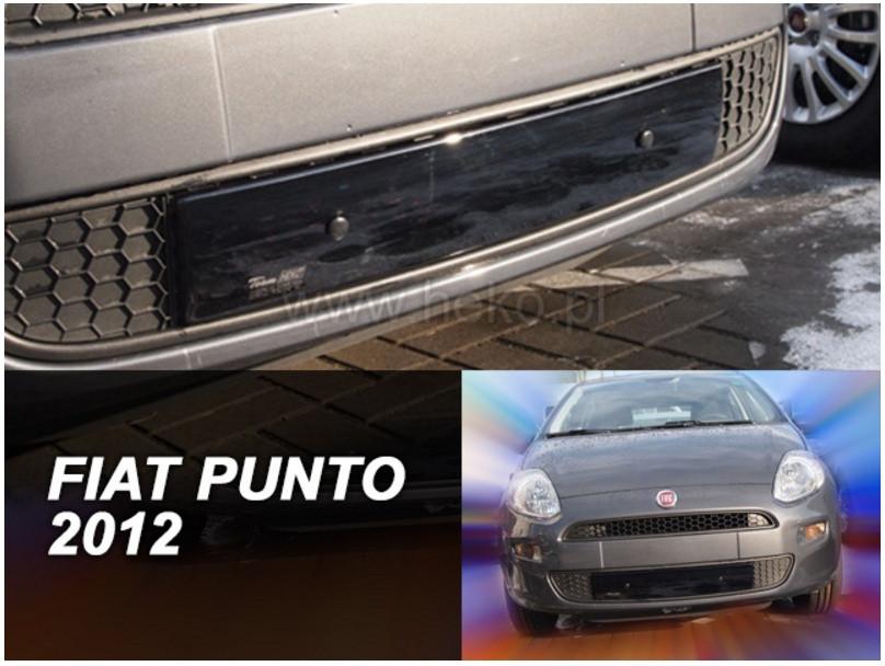 Zimní clona chladiče Fiat Punto 2012- (dolní)