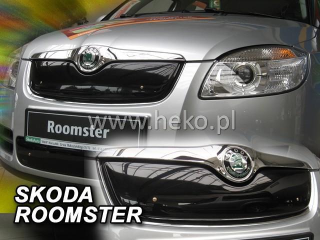 Zimní clona chladiče Škoda Roomster 2007-2010 (horní) HEKO