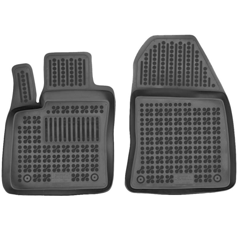 Gumové autokoberce Rezaw-Plast Ford Transit/Tourneo Courier 2014- (přední)