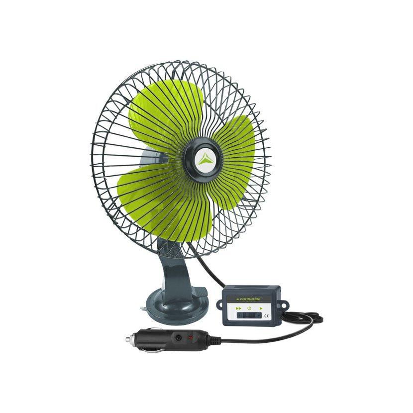 Ventilátor s přísavkou (24V, rotační)