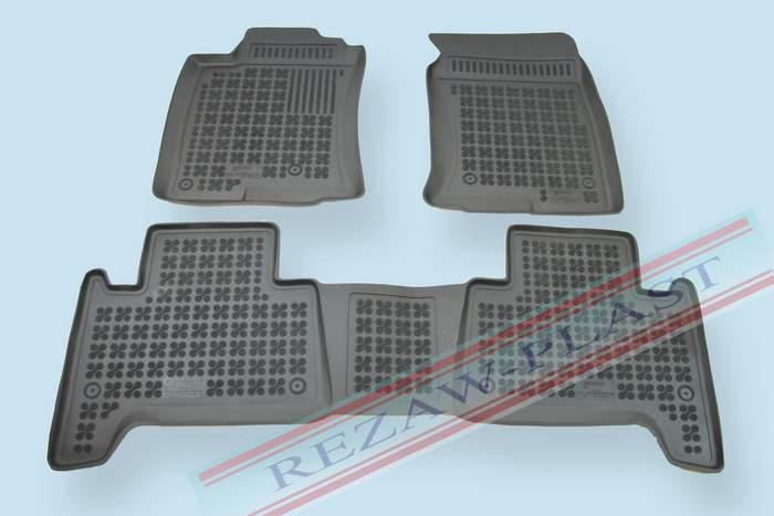 Gumové autokoberce Rezaw-Plast Toyota Land Cruiser Prado 120 2003-2009