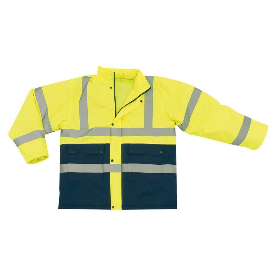 Reflexní bunda - velikost L