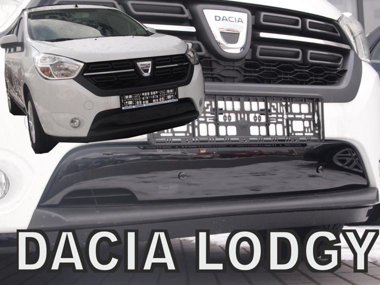 Zimní clona chladiče Dacia Lodgy 2012-