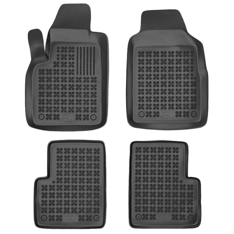 Gumové autokoberce Rezaw-Plast Fiat 500 2007-2012
