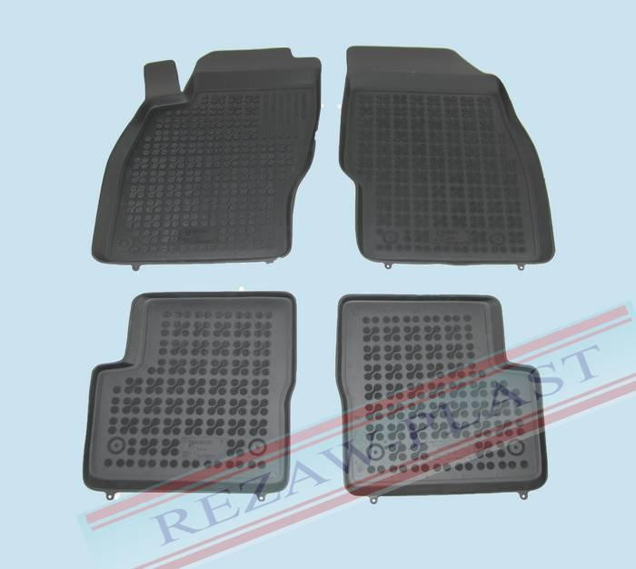 Gumové autokoberce Rezaw-Plast Opel Corsa D 2006-2014