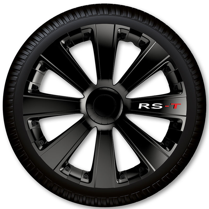 "Racing4 RS-T Black 15"""