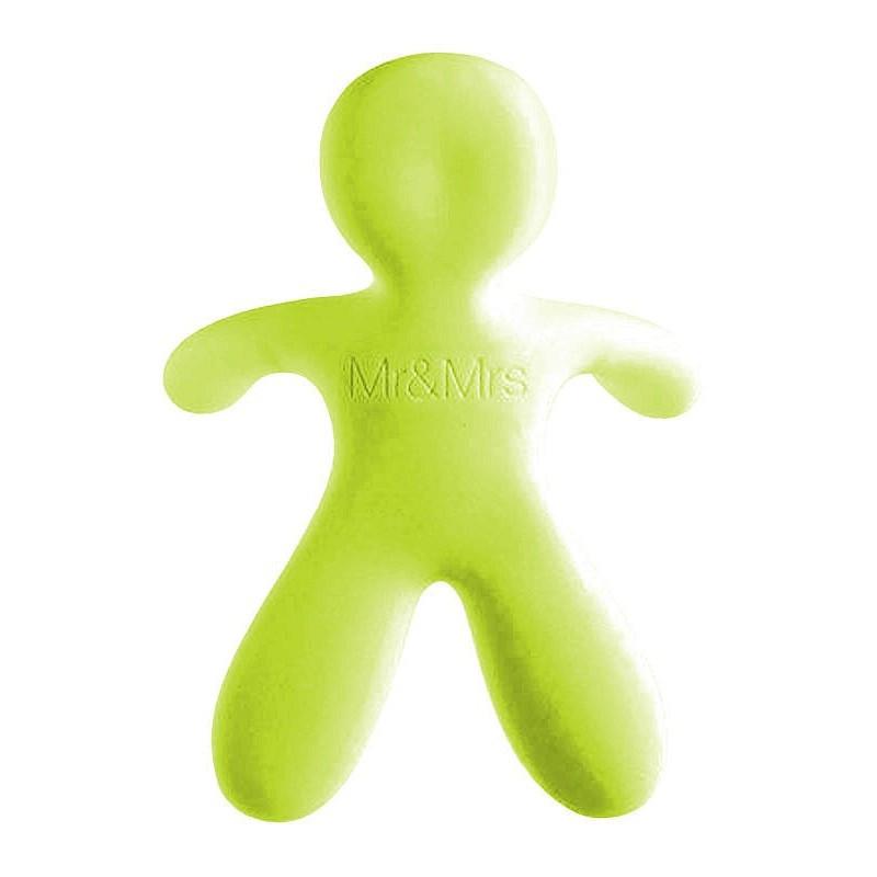 Vůně do auta Mr&Mrs Fragrance (Green Citrus, zelená)