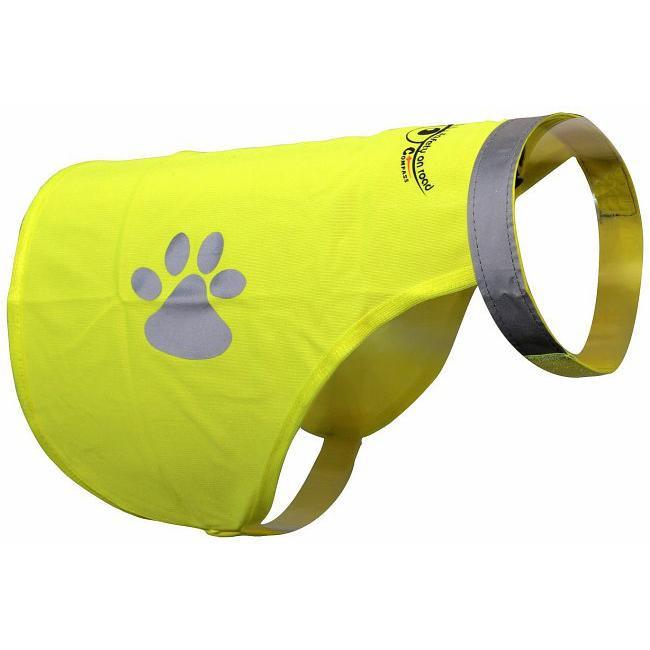 Reflexní vesta pro psa - do 30kg