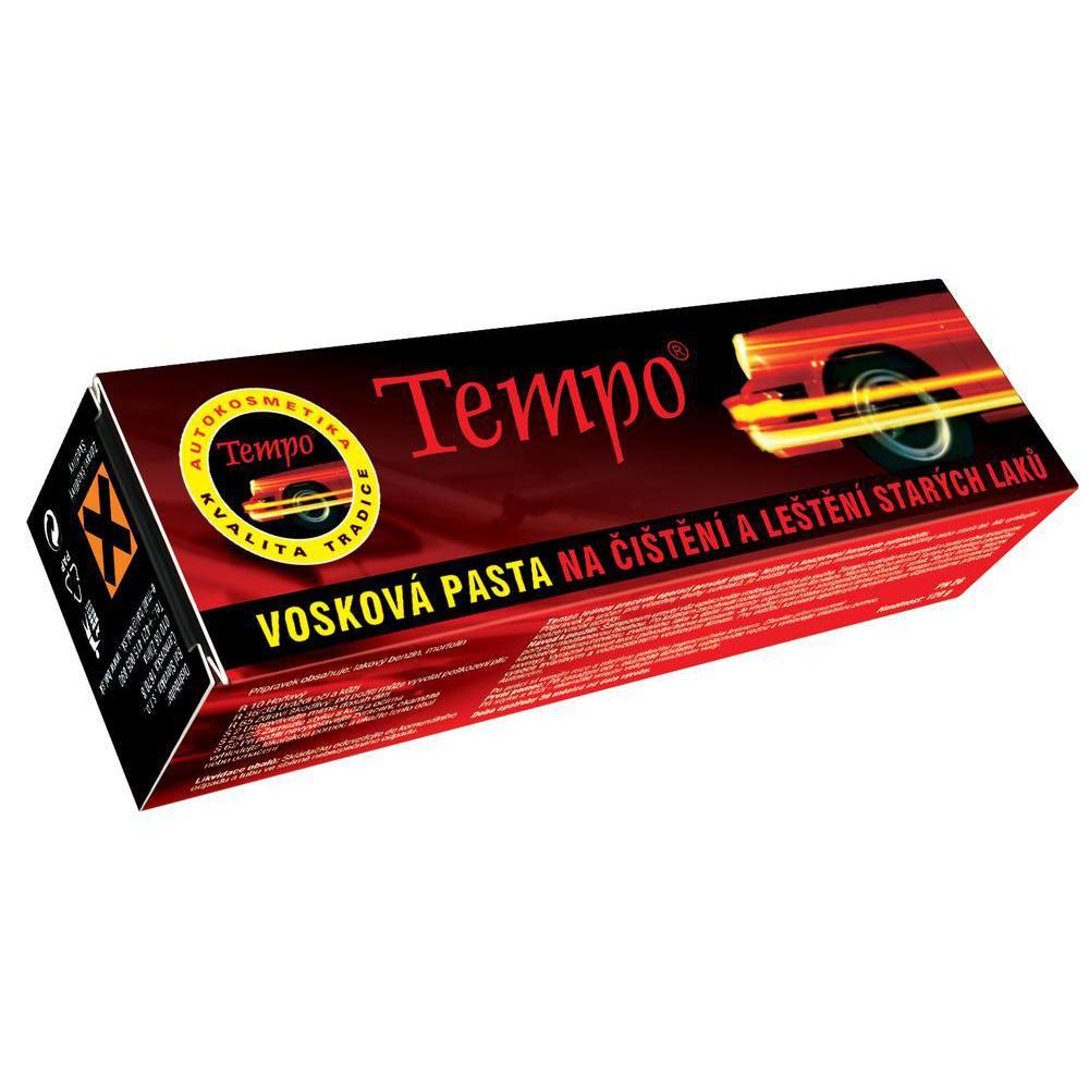 Tempo pasta (starý lak)