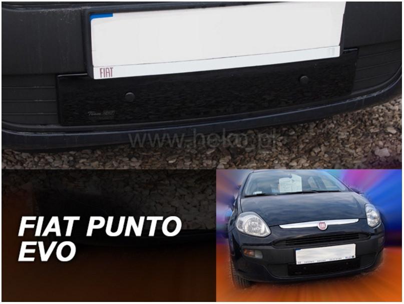 Zimní clona chladiče Fiat Punto Evo 2009-2012 (dolní)