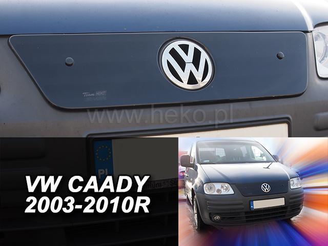 Zimní clona chladiče VW Caddy 2003-2010 (před faceliftem)