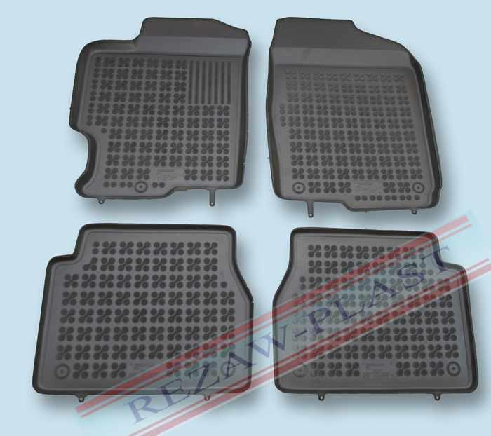 Gumové autokoberce Rezaw-Plast Mazda 6 2008- 2012