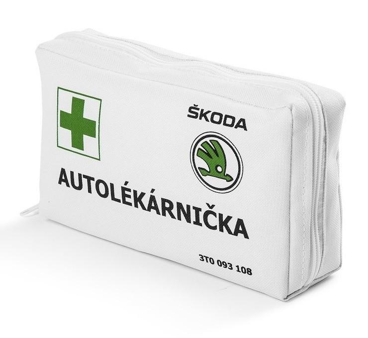 Autolékárnička textilní - Škoda Auto