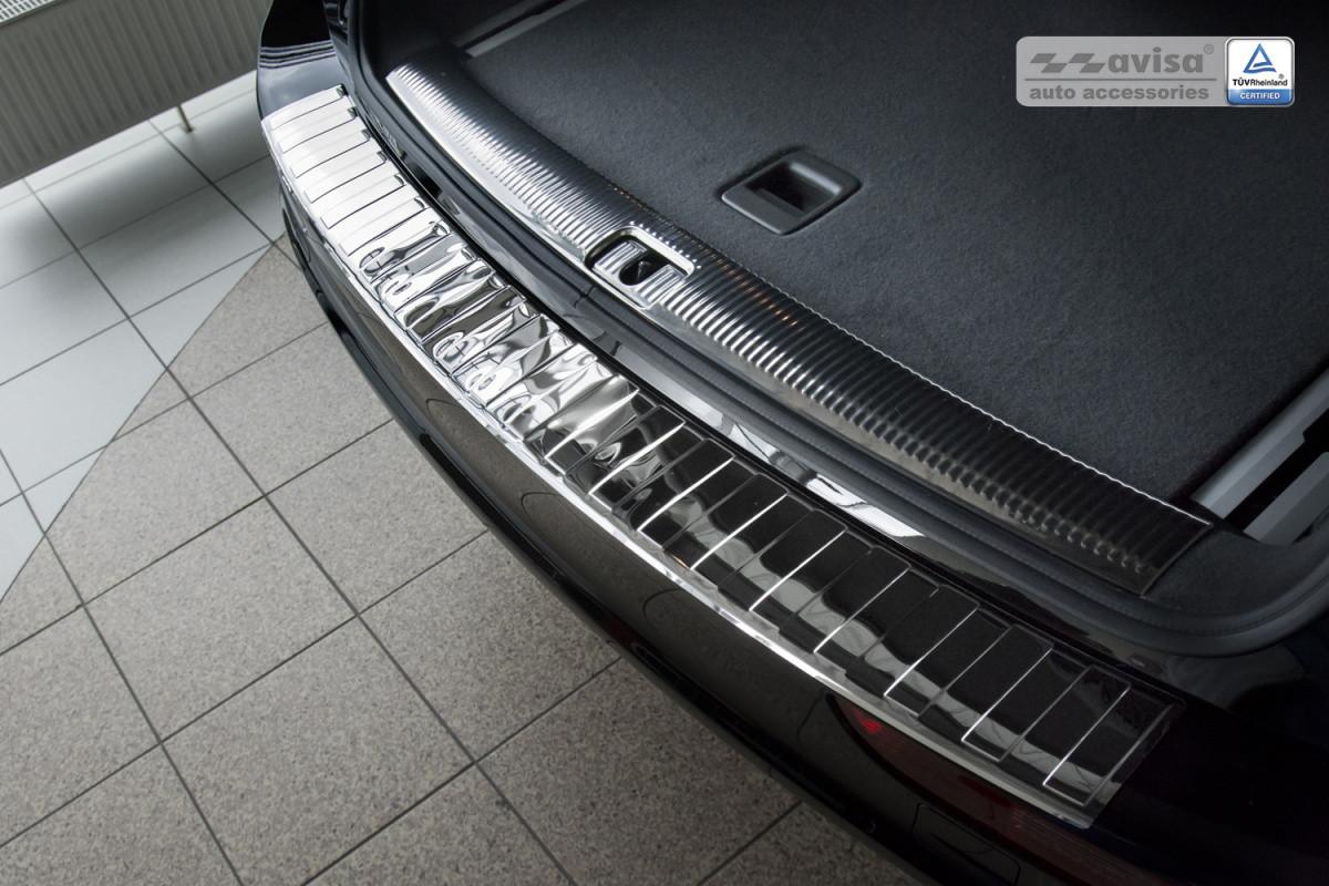 Ochranná lišta hrany kufru Audi Q5 2008-2017 (chrom)