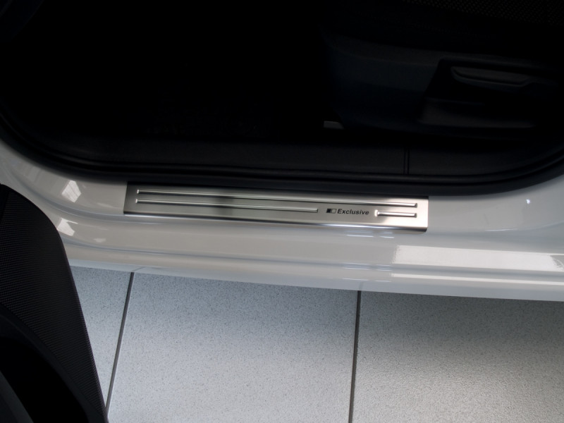 Prahové lišty Škoda Octavia III. 2013-