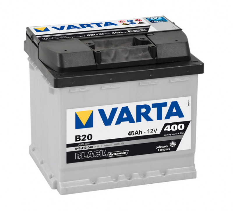 Autobaterie 45Ah Varta Black Dynamic B20 Varta