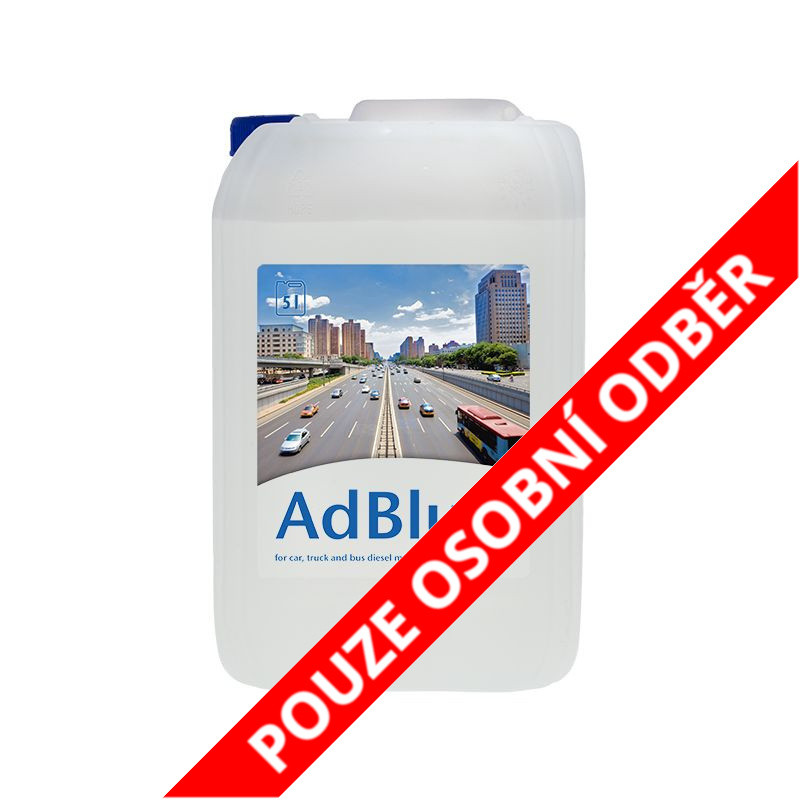 AdBlue SHERON s nálevkou (5l)