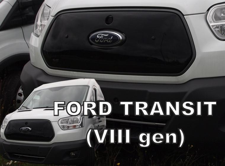Zimní clona chladiče Ford Transit 2014- (horní)