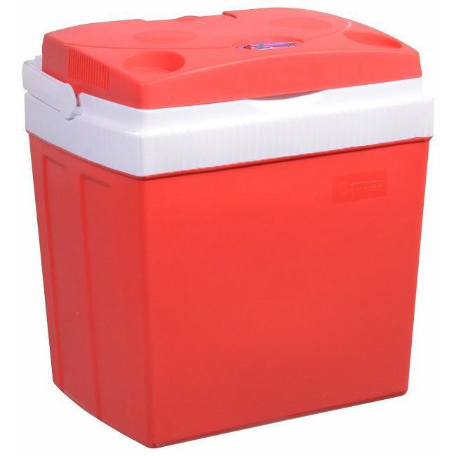 Autochladnička s ohřevem 30l (červená)