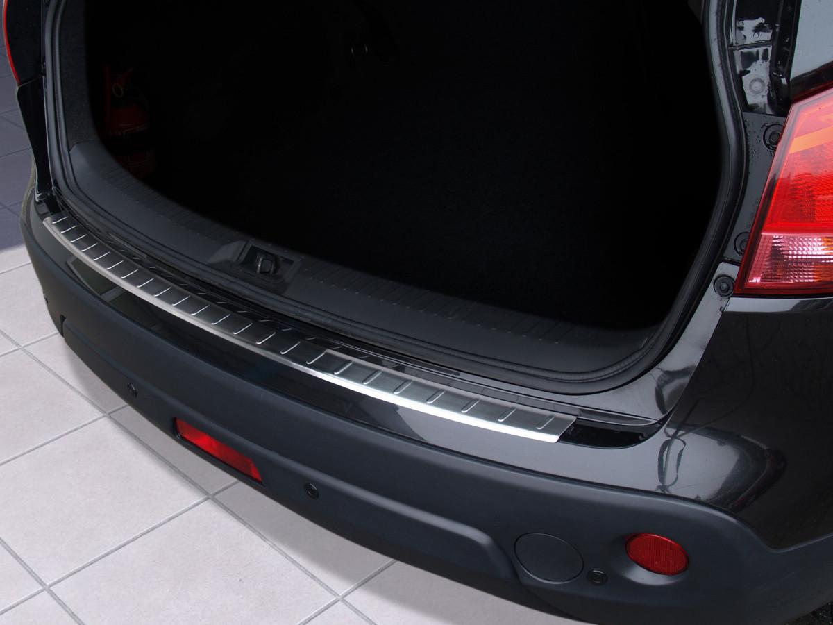 Ochranná lišta hrany kufru Nissan Qashqai 2007-2014