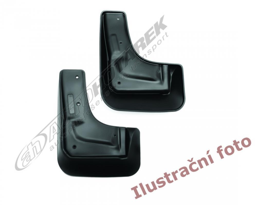 Lapače nečistot/zástěrky - Citroen C4L 2013- (sedan, zadní)