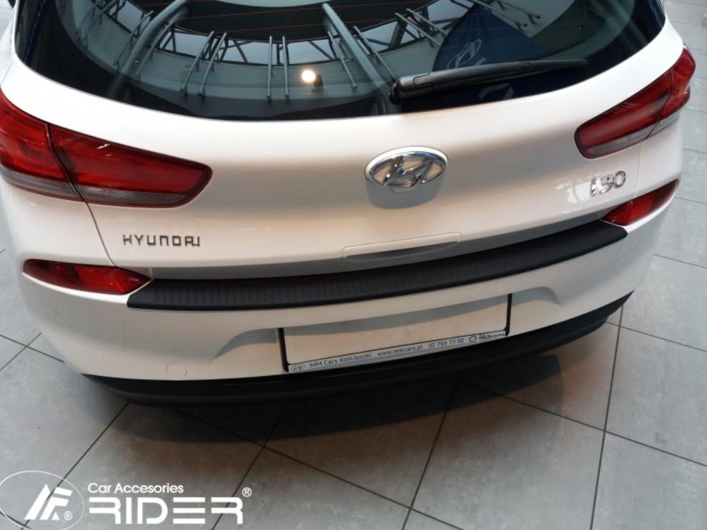 Ochranná lišta hrany kufru Hyundai i30 2017- (hb)